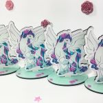 Alicorn acrylic stand by zambicandy
