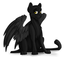 ::RQ:: SilverLynxCat by TurrKoise