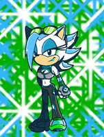 Sonic Riders Snow by Chaoskid50