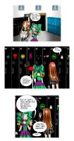 Hero high S1 ep01 The lockers 01 by Lady--knight