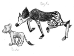 Drey and Daxter in Africa by Dreyfus2006