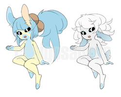 Tinies set [for sale] by Craig-adopts
