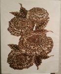 Woodburning - BioWorkZ Roses by Stepher17