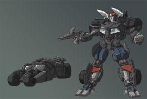 Tumbler Prowl - Commission by GrungeWerXshop