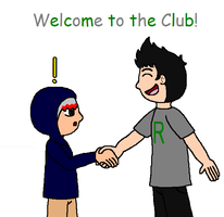 Welcome to the Club! by AnOptimisticSnarker