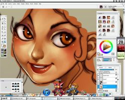 painter process 1.1 by peterete