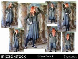 Urban Pack 8 by mizzd-stock
