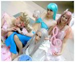 Clow Cards Cosplay by seely-san