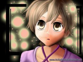 Haruhi - Fireflies - by InitiallyBones