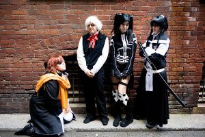 D.Gray-man - Opening by Mascara-TaintedTears