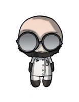 Gotham Lovers: Hugo Strange by Danielle-chan