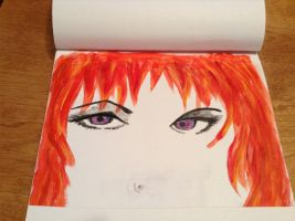 Red Head. by Emj1e