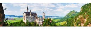 Neuschwanstein by Passion91