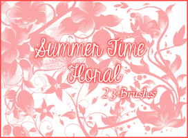 Summer Time Floral by Illyera