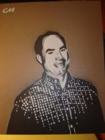 Cousin Joe by Stencils-by-Chase