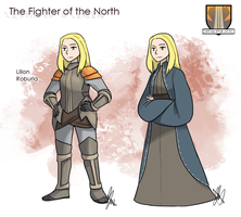 Nuzlocke White: The Fighter of the North by ky-nim