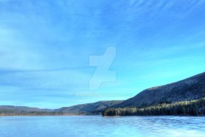 Valley of Glass - Surry New Hampshire by AlpoArts