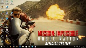 Mission impossible 5 by SPCM2011