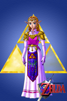 Zelda Home Screen by gameover89