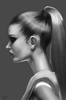 Another head study. by victter-le-fou