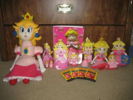 My Princess Peach collection by peachnamyfan