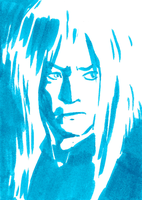 Jareth the Goblin King by death-g-reaper
