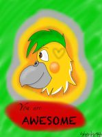Awesomeness of Luie by Shankress