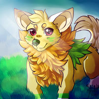 Chilling in the sun [Speedpaint] by Shibe-san