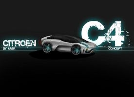 Citroen C4 Concept by 6mik-design