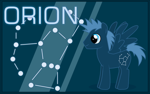 Orion Wallpaper HQ by romansiii