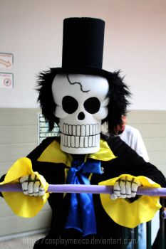 Expo Comic  Poder joven 1 by cosplayMexico