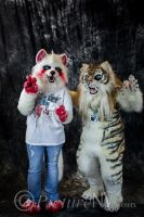 BLFC 2013  Photoshoot with Beastcub by JamJams