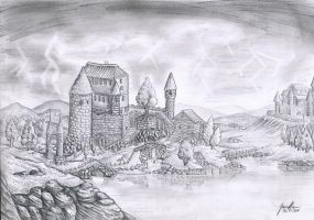 land of castles by JOVictory