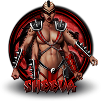 Sheeva by xDarkArchangel
