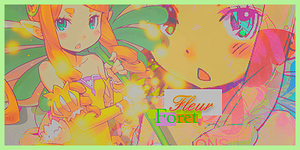 Fleur Foret by Togame-chan