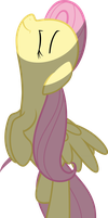 Fluttershy Regains Her Confidence by VladimirMacHolzraum