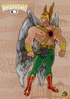 The Winged Defender by BongzBerry