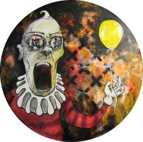 Terror Clown by The-Gnarled-Branch