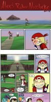 Alex's Ruby Nuzlocke Part 46 by Alex-namn