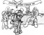 New years Party at Guido's by solidsmith