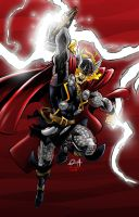 thor by mistermonster by chachaman