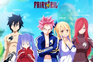 Fairy Tail - Collab by WendyTsq