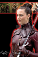 Kahlan Amnell - Mord Sith by EchoingStorm