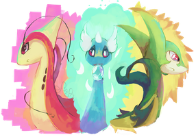 They're all snakes riiigghhttt by FireflyThe5th
