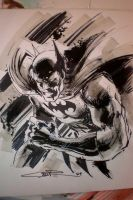 Batman 02 NYCC sketch by Cinar