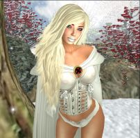 My Next 25...  Emma Frost 3 by EthereaS