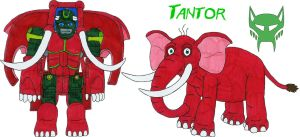 Maximal - Tantor by MCsaurus