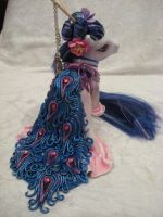The Peacock Empress by assassin-kitty