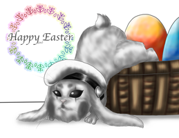 CdR: A Very Late and Bunny Easter by DJHyena12