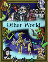 Other World Poster by goldwater